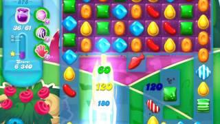 Candy Crush Soda Saga Level 878 (nerfed, 3 Stars)