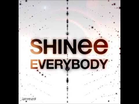 [Full Audio/MP3 DL] SHINee- Everybody HD
