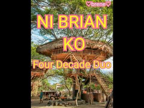 Download #ILOCANOSONG #LYRICS                  NI BRIAN KO    BY: FOUR DECADE DUO
