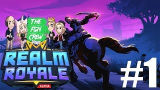 Video CLUCK CLUCK | REALM ROYALE GAMEPLAY #1 download MP3, 3GP, MP4, WEBM, AVI, FLV Juni 2018