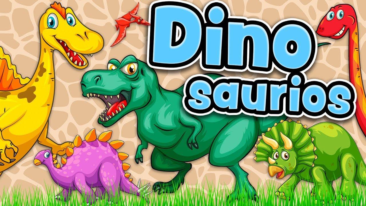 Dinosaurios Para Niños En Español Youtube