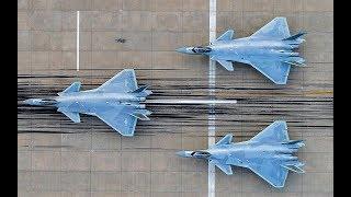 歼20战机现身美国机场 美媒马上出面解释 原来事情没那么简单