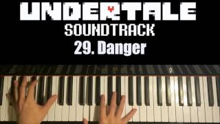 Undertale OST - 29. Danger Mystery (Piano Cover by Amosdoll)