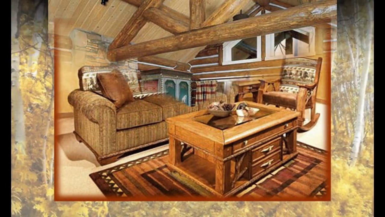 Elegant Rustic Cabin Decor You