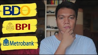 which is the BEST BANK in the Philippines???