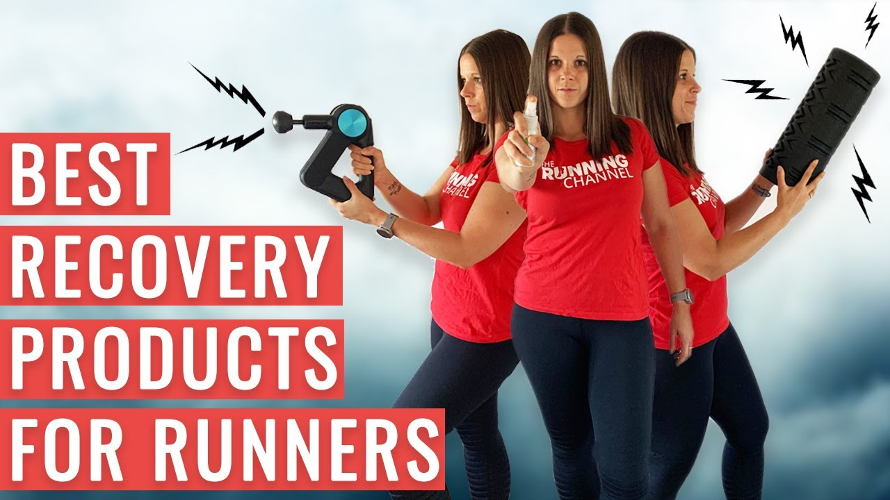 THE BEST Recovery Products For RUNNERS | Tried & Tested