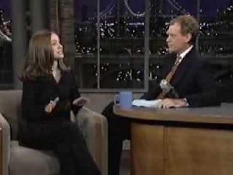 Natalie Portman On Late Show 1996 YouTube