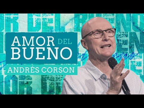 📺 Amor del bueno - Andrés Corson - 2 Septiembre 2020   Prédicas Cristianas