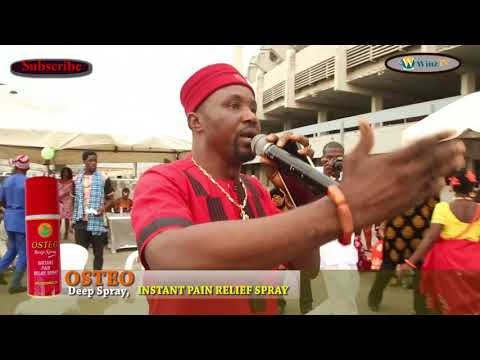 AGN LAGOS STATE CHAPTER CULTURAL DAY,  WATCH, IGBOS DRAMA GROUP PRESENTATION