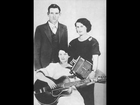 Carter family sings No Depression