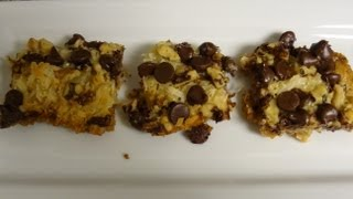 Magic Bar Cookies