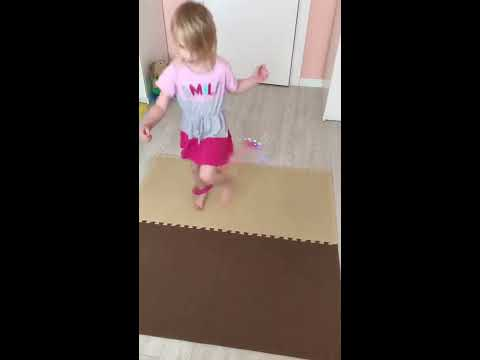Нейроскакалка и ребёнок 5 лет