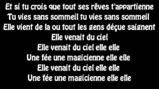 La fouine - Elle venait du ciel feat. Zaho + Lyrics  - 2011 (La fouine VS Laouni) CD2