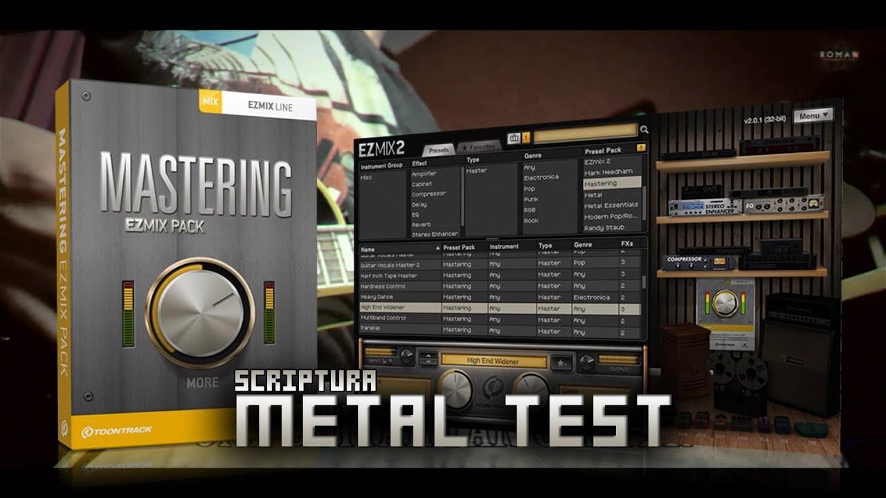Metal guitar gods 4 ezmix pack torrent