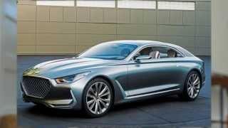 видео Hyundai рассекретила дизайн нового поколения Santa Fe