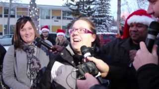 98-5 VIRGIN Radio Break and Enter Christmas