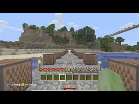 Minecraft 360  The Damned By Kevin Sherwood on Note Blocks!