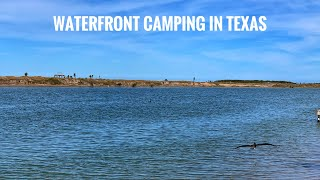 Affordable Waterfront Camping iฑ Texas