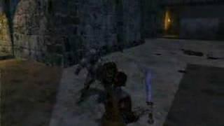 Severance: Blade of Darkness gameplay