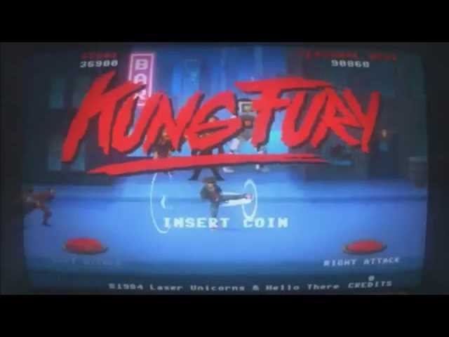 Kung Fury: Street Rage Android