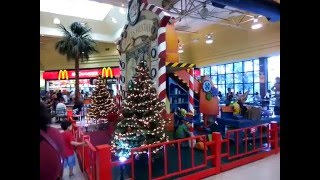 Decoracion de Navidad en Quilmes Factory