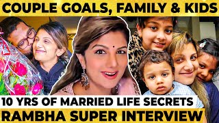 When the fight comes, my Husband tells me that Mood-A's like this! – Her Personal Life on Rambha! |