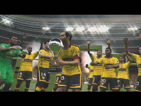 Barcelona sporting club 1 vs sao paulo 0 final for Club de fumadores barcelona