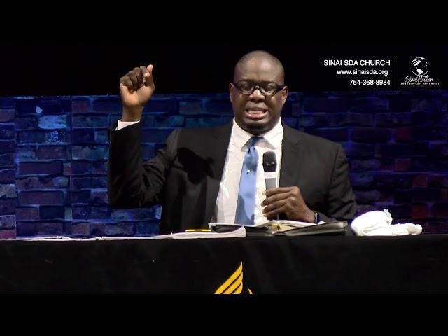 Sévis Vendredi Swa   Révision de la leçon   09.03.2021   Sinai SDA Church