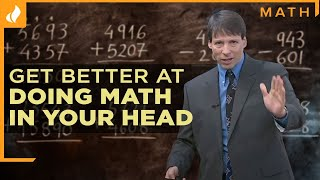 Mental Addition and Subtraction Tips — Math Tricks with Arthur Benjamin