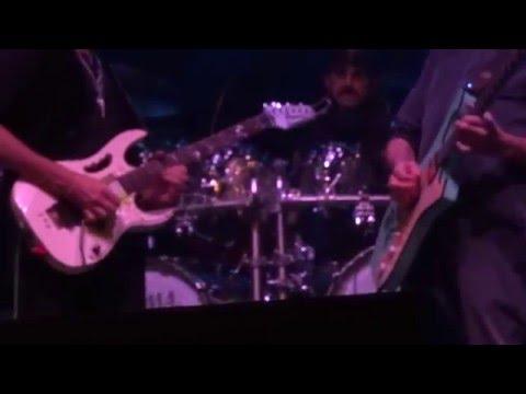 Steve Vai  and Paul Gilbert  12-12-15