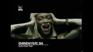 Taylor Swift - Blank Space и Eminem ft. Sia - Guts Over Fear. Премьеры на МУЗ-ТВ!