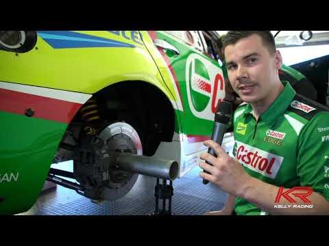 Inside A V8 Supercar Mechanic's Tool Box - Kelly Racing