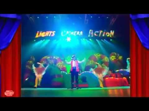 eagle rock music space dancing video live hot potatos