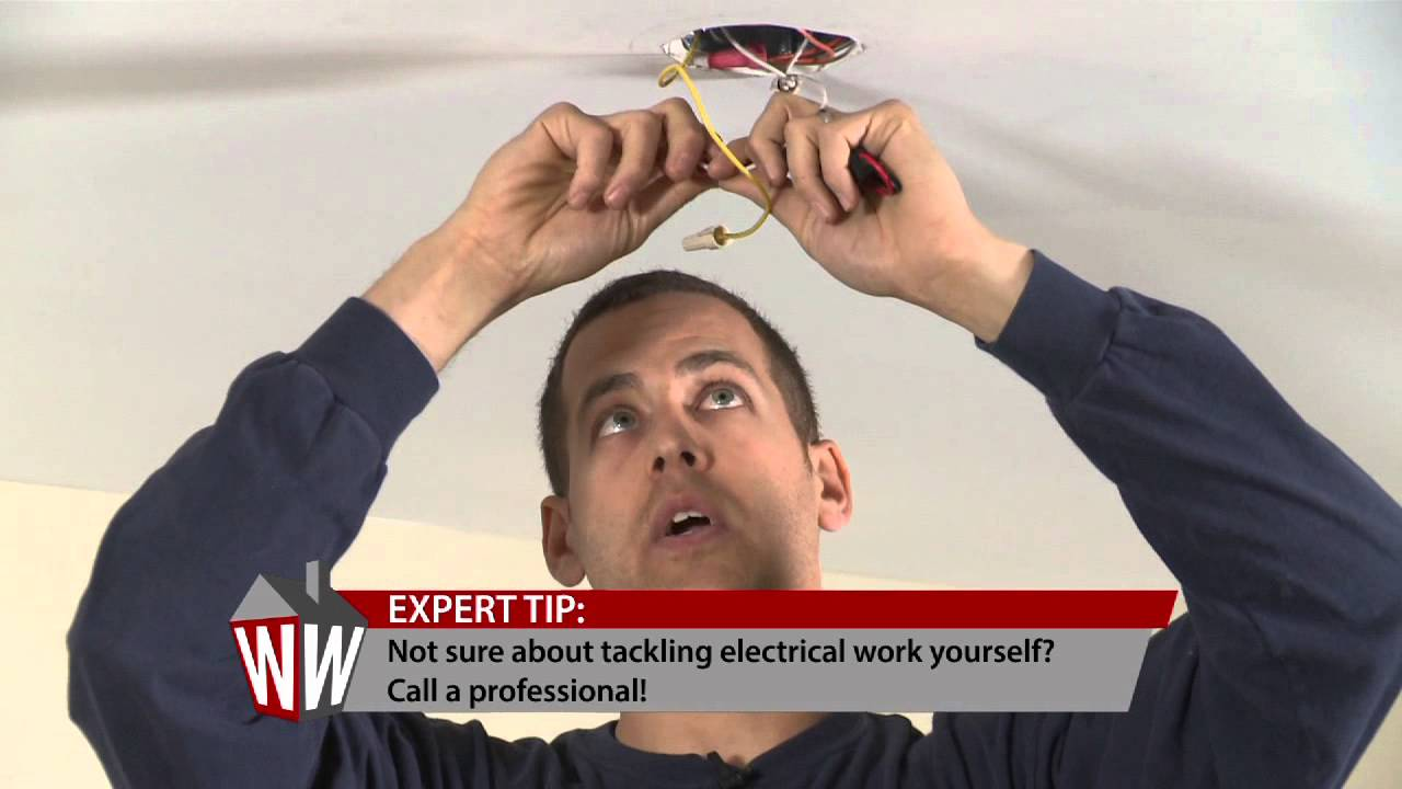 How To Install A Chandelier Youtube Diy Wiring Diagram Get Free Image About