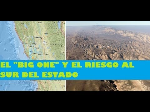 Sobre La Falla De San Andrés Y Los Sismos Registrados En California, EU