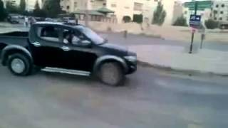 Crazy Mitsubishi L200 Full Turning