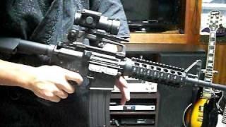 マルイ MARUI SOPMOD-M4 電動ブローバック【エアガン紹介】 thumbnail