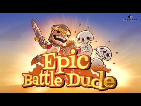 Epic Battle Dude - Official Gameplay Trailer