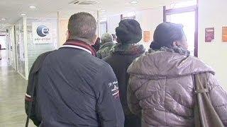 Франция закончила год ростом безработицы - economy