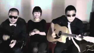 Download PSY - Gangnam Style (Acoustic Cover by Ra-On) 강남스타일 어쿠스틱 MP3 song and Music Video