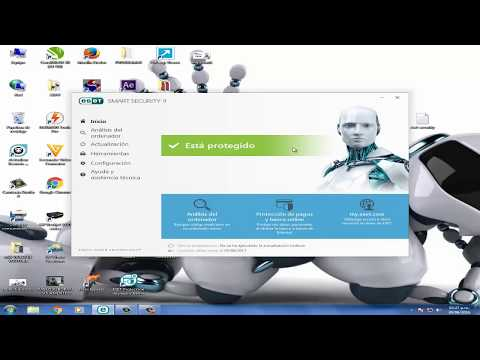 ESET SMART SECURITY V9  ACTIVADOR PERMATENTE 2016
