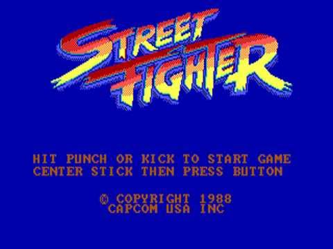 Street Fighter 1 for PC