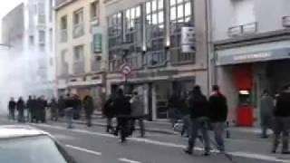 Brest - Guingamp 2008 (Hool-Fight, Old-School)