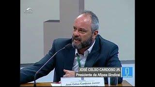 CCJ - Reforma da Previdência -TV Senado ao vivo -  22/08/2019