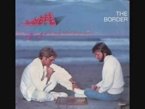 America - The border