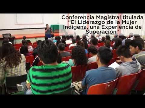 Conferencia Magistral Instituto Tecnológico de Oaxaca - Eufrosina Cruz Mendoza streaming vf