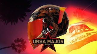 Icon Airflite Ursa Major gold Video