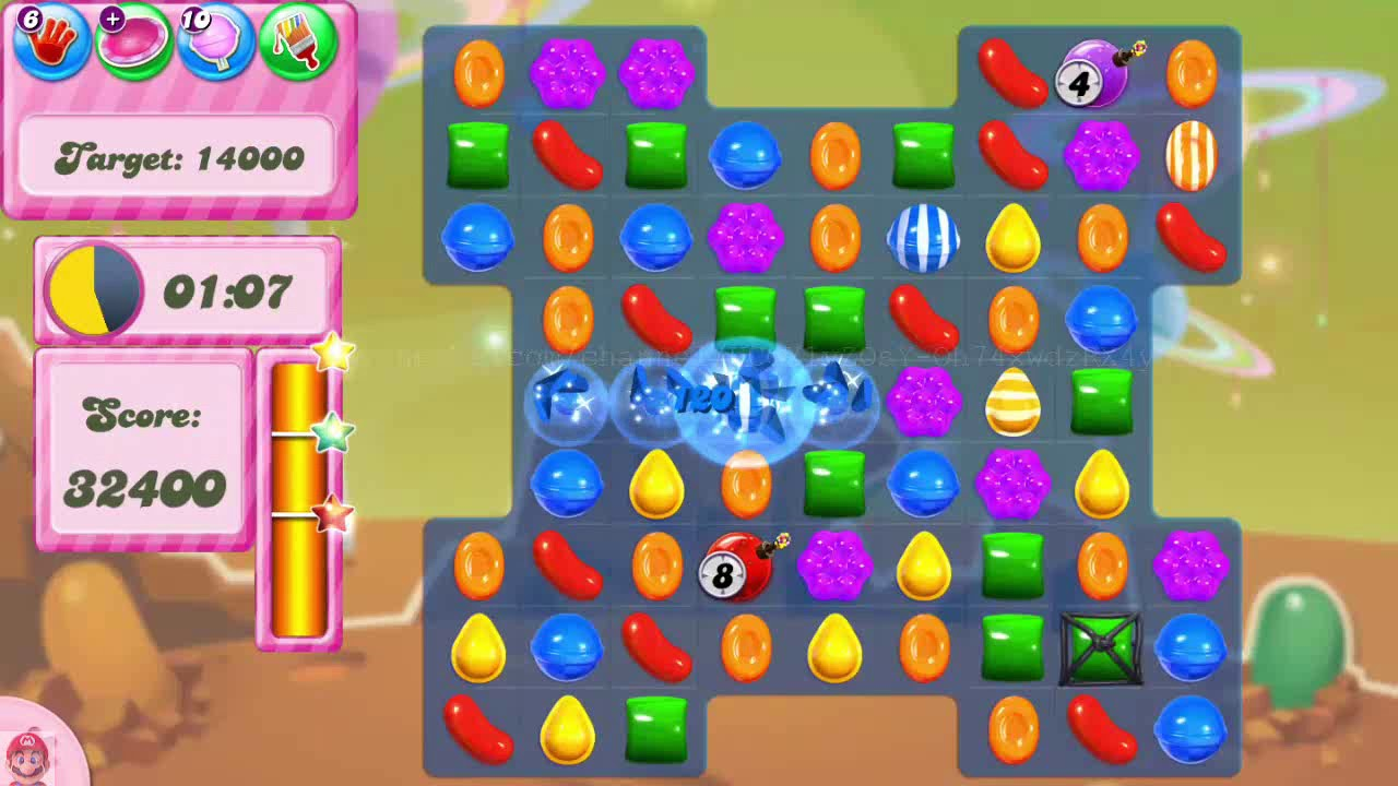 Candy Fresh Game