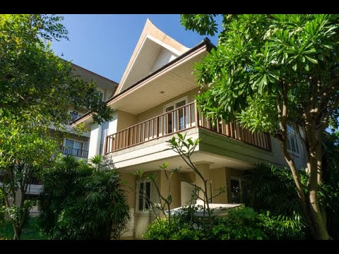 Beach Villa For Sale Baan Talay Samran At Cha Am Beachfront 2 Story 3 Beds 3 Baths Foreigner Quota