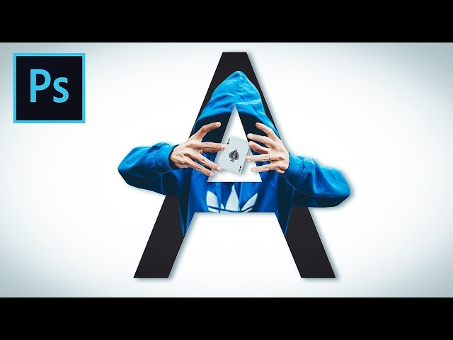 How to Create an Awesome Letter Portrait - Photoshop Tutorial